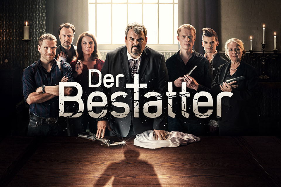 Der Bestatter 3. Staffel Key Visual